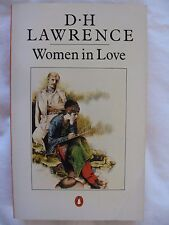 Women in Love by D.H. Lawrence (Paperback, 1980)