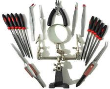 18 piezas Kit de herramientas Hobby Craft Airfix Escala Modelo fabricantes de herramientas de calidad FREEPOST!
