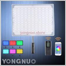 Yongnuo YN600 RGB LED Camera Video Photo Light 3200K-5500K Adjustable Color