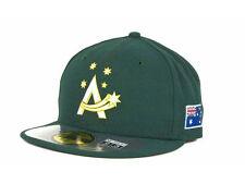 New Era 2013 World Baseball Classic Team Australia 59FIFTY Cap Hat - Size: 7 1/8