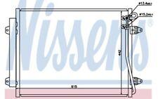 NISSENS Condensador de aire acondicionado 94832