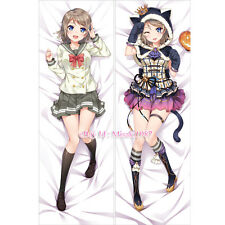 Love Live Sunshine! Dakimakura Watanabe You Anime Hugging Body Pillow Case Cover