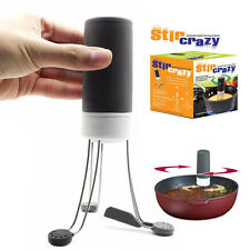 Christmas Home Automatic Hands Free Robo Kitchen Food Sauce Stirrer Crazy US