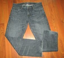 Nice Men's Banana Republic Denim Blue Jeans Size 35 x 32 Slim Fit