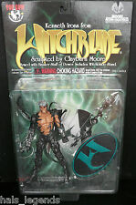 "KENNETH fers de witchblade. 6"" figure. Top Cow/Clayburn moore. neuf!"