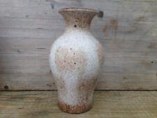 SCHEURICH Vase / Midcentury Vintage West-Germany Pottery / sign 299 size 22