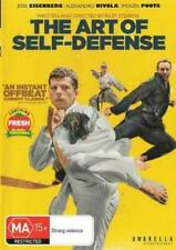 THE ART OF SELF DEFENSE  (DVD) NEW/SEALED