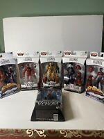 Marvel Legends Venom Wave with Venompool BAF Set of 6 Action Figures IN-HAND 🔥