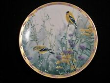Lenox Nature's Collage Plate Collection - Golden Splendor - 1992 24K gold trim