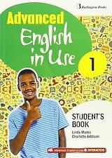 (15).ADVANCED ENGLISH IN USE 1º ESO (STUDENTS BOOK). ENVÍO URGENTE (ESPAÑA)