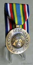 UN MINURCA Verification Mission in the Central African Republic 1998-2000 Medal