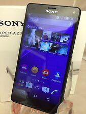 Sony Xperia Z3 COMPACT- D5803 - BLACK - Unlocked - GRADE A*- UK WARRANTY