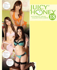 2012 Juicy Honey Series 18 72-card SET Aino Kishi Jessica Kizaki Minori Hatsune