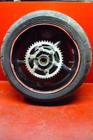 Cerchio ruota POSTERIORE YAMAHA FZ6 FZ 6 FAZER S1 2003 2004 2006 J17 X MT 5.50