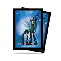 Ultra PRO 65 Standard Card Sleeves My Little Pony Queen Chrysalis fit MTG 84549