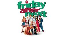 FRIDAY AFTER NEXT - XMAS IN THE HOOD - REGION 4 PAL DVD
