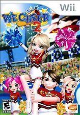 We Cheer 2 - Nintendo Wii, Acceptable Nintendo Wii, Nintendo Wii Video Games