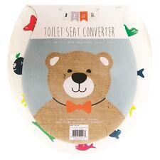 Padded Baby Toilet Seat  Potty Converter Infants Training Child Toddler Soft-New