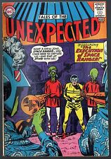 Tales of the Unexpected (1956) #81 VG+ (4.5) Space Ranger