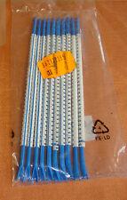 """10 Stäbe Kabelmarkierer blau mit Nr """" 5 """" Drahtmarkierer zum Aufschnappen 4095"""