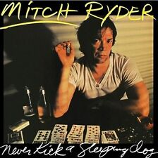 Never Kick a Sleeping Dog by Mitch Ryder (CD, Apr-2012, Repertoire)
