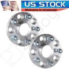 2X 20mm Thick 5x4.5 5x114.3 Hubcentric Wheel Spacers For 1992-2003 Lexus ES300