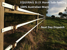 Equirail-D.I.Y. Horse Fencing.  Made by Think Fencing
