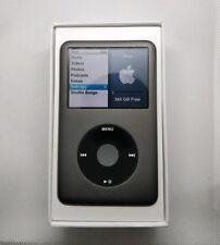 iPod Classic 400GB SDXC • 7th gen (refurb, new battery, original box + extras)