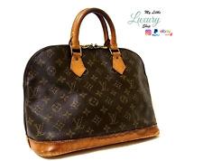 Sac à main Louis Vuitton modèle Alma Vintage Bon état