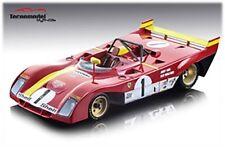 1:18th Ferrari 312PB Clay Regazzoni -Jacky Ickx 1972