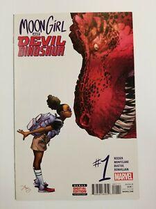 Moon Girl & Devil Dinosaur #1 Marvel Comics 1st Print 2016