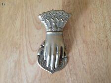 Vintage Brass Hand Clip