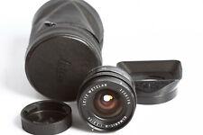 Leica Leitz Wetzlar Elmarit-R 2,8/24 E60 GERMANY Lens