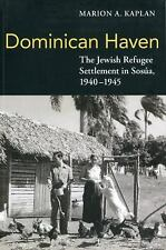Dominican Haven...[Paperback] [2008] Kaplan, Marion A