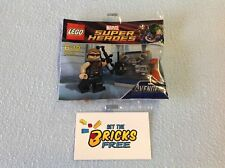 Lego Super Heroes Polybag 30165 Hawkeye with Equipment New/Sealed/Retired/H2F