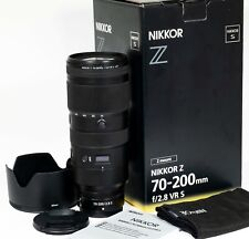 Nikon NIKKOR Z 70-200mm f/2.8 VR S Telephoto Lens