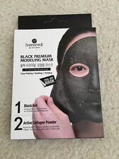 Shangpree Black Premium Modeling Rubber Mask