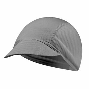 Cycling Cap Solid Color Protection Running Sports Hat Mesh Outdoor Riding Biking