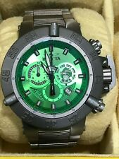 Invicta Men's 6669 Subaqua Collection Noma III Chronograph Titanium Watch