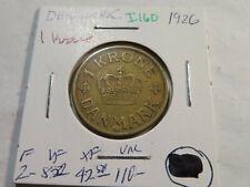 I160 Denmark 1926 Krone