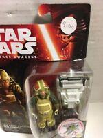 """Star Wars The Force Awakens, Goss Toowers 3.75"""" Figure B4162 Packaging As Is!"""
