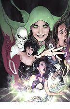 JUSTICE LEAGUE DARK DC New 52 Art Print by RYAN SOOK