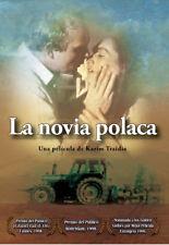 LA NOVIA POLACA (1998) DE KARIM TRAIDIA NEW DVD