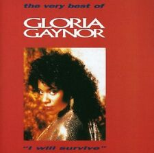 Gloria Gaynor I Will Survive-Very Best Of CD NEW SEALED Never Can Say Goodbye+