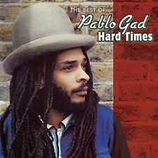 PABLO GAD - HARD TIMES: THE BEST OF NEW CD