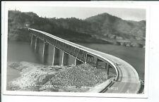 Redding CA California  RPPC Postcard Pit River Bridge