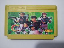 Super Contra 6 - MEGA RARE Famicom Famiclone Nes Cartridge