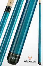 NEW Valhalla by Viking VA103 Blue Pool Cue Stick 17 oz LIFETIME WARRANTY