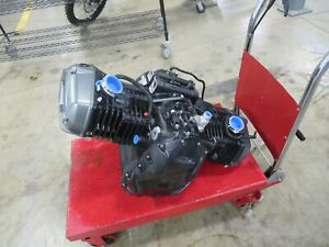 EB696 2016 BMW K54 R1200 RS ENGINE MOTOR RUNNING CONDITION 4930 MILES!!!