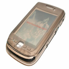 SILICONE TPU COVER CASE CUSTODIA PER BLACKBERRY 9800 Torch in Smoke